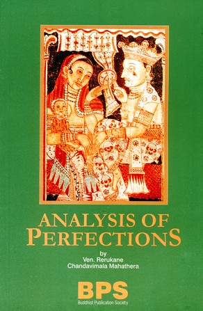 Chandavimala Analysis of Perfections cover art