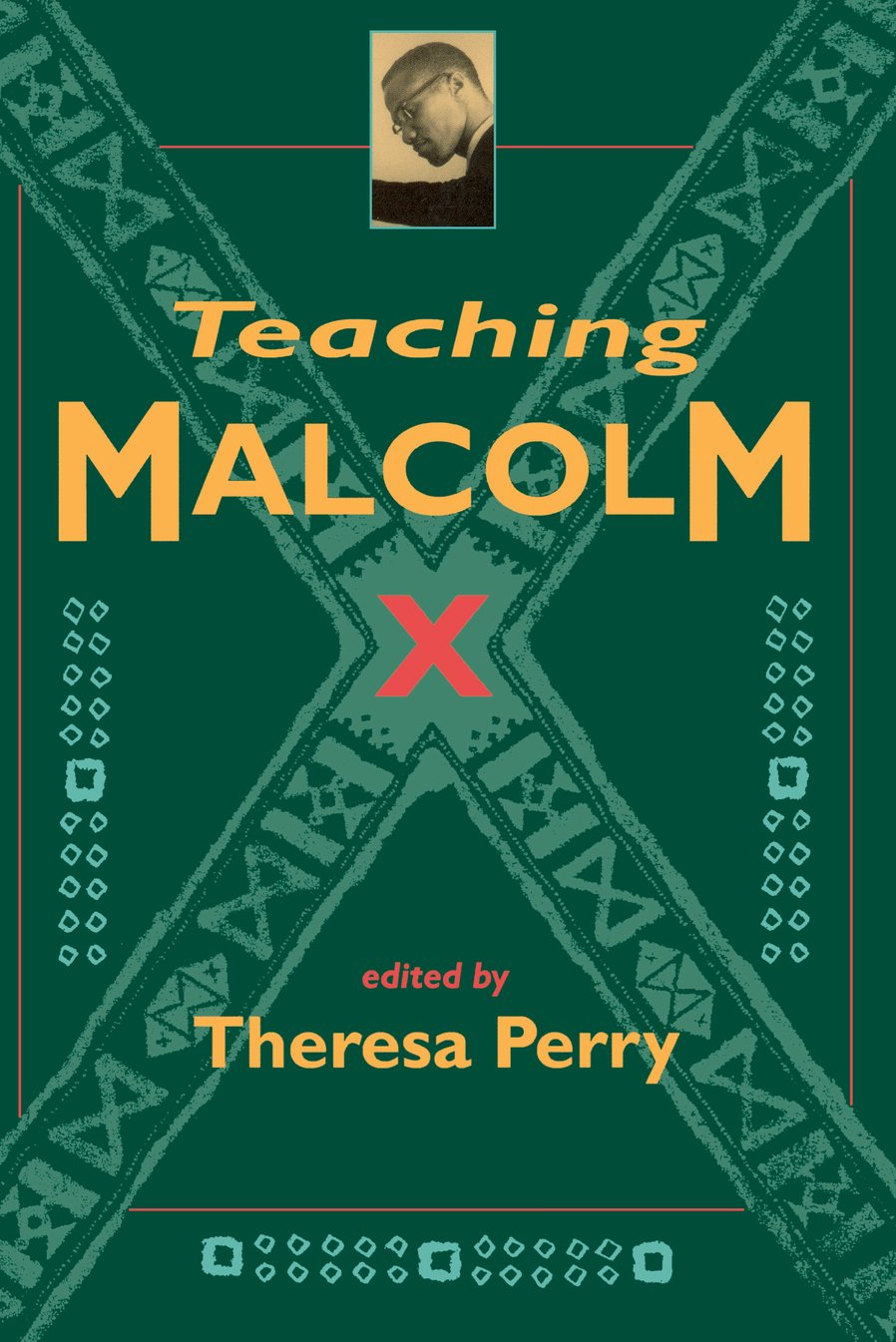 Perry Teaching Malcolm X cover art