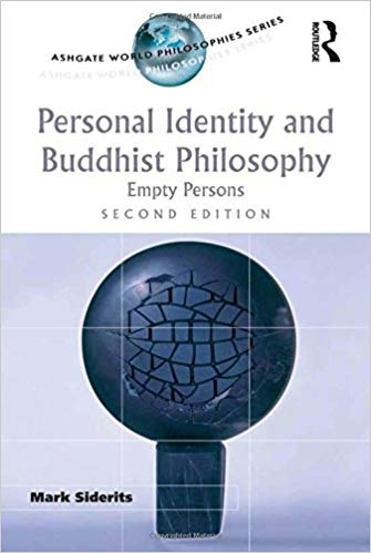 Siderits Personal Identity cover art