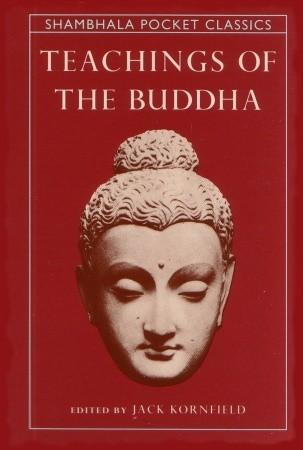 Kornfield Teachings Buddha old cover art
