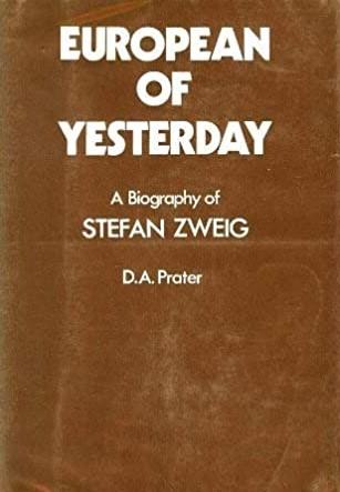 Prater European Yesterday cover art