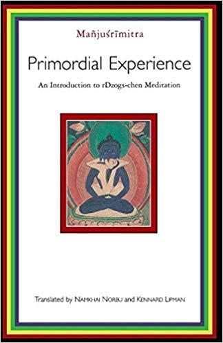 Manjusrimitra Primordial Experience cover art