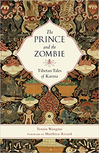 Wangmo Prince and Zombie cover art