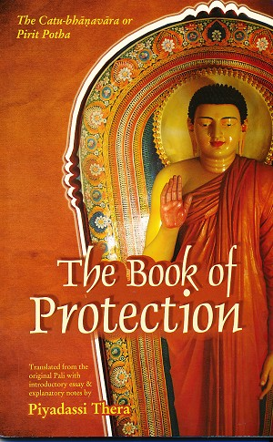 Piyadassi Book of Protection cover art