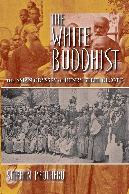 Prothero White Buddhist cover art