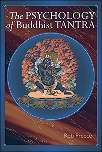 Preece Psychology of Tantra cover art