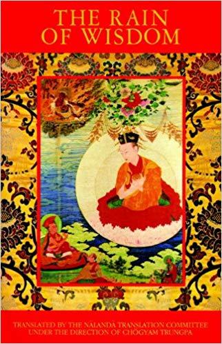 Trungpa Rain cover art