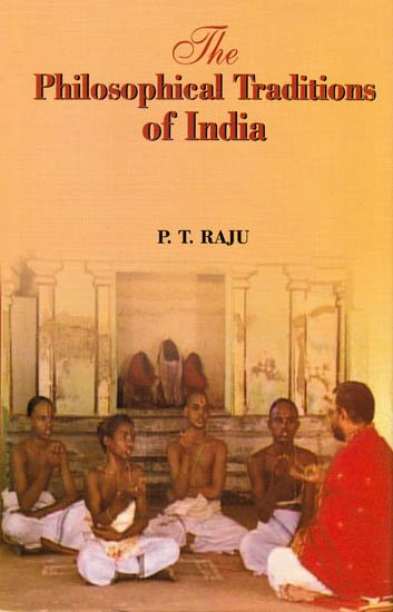 Raju Philosophical Traditions of India cover art