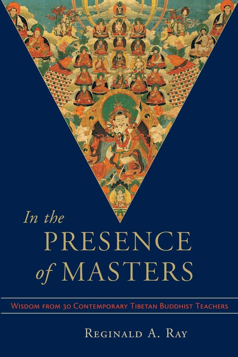 Ray Presence of Masters cover art