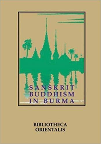 Ray Sanskrit Buddhism in Burma cover art