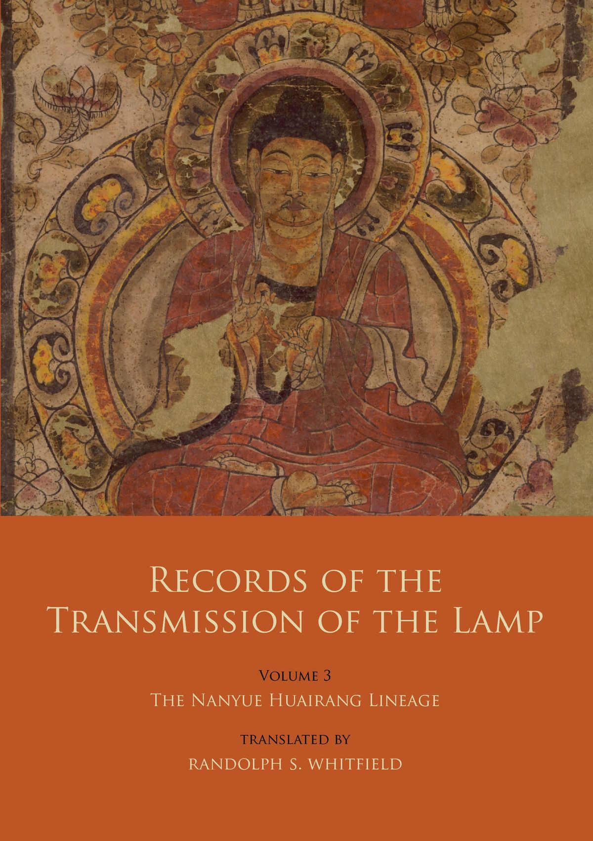 Transmission of the Lamp vol 3 cover art