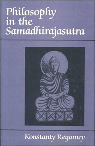 Regamey Samadhirajasutra cover art