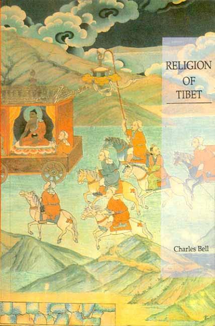 Bell Religion of Tibet cover art