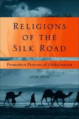 Foltz Religions of the Silk Road cover art