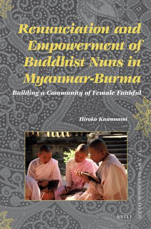 Kawanami Renunciation and Empowerment cover art