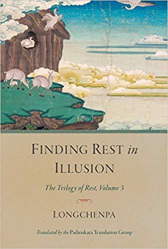 Longchenpa Trilogy Volume 3 cover art