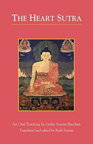 Rinchen Heart Sutra cover art