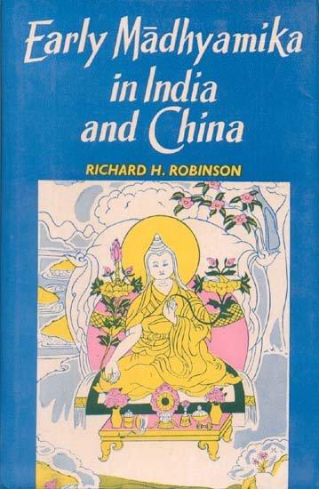 Robinson Early Madhyamika cover art