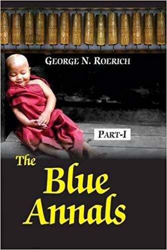 Roerich Blue Annals cover art