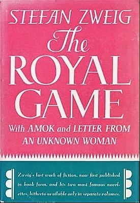 Zweig Royal Game et al cover art