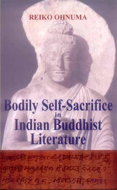 Ohnuma Self-Sacrifice cover art