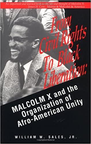 Sales Civil Rights Black Liberation cover art