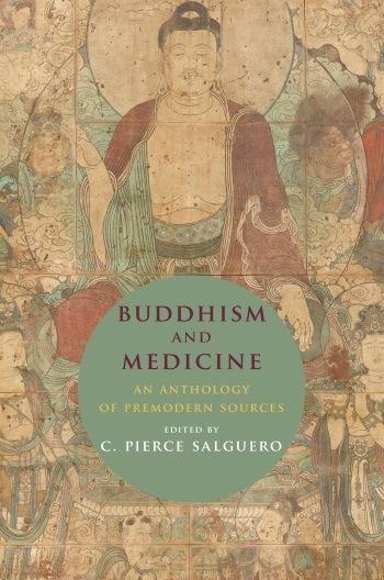 Salguero Buddhism and Medicine cover art
