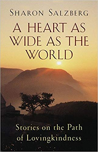 Sharon Salzberg Heart as Wide cover art