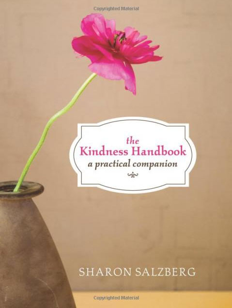 Sharon Salzberg Kindness Handbook cover art