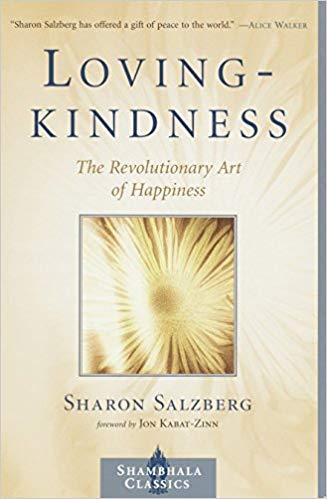 Sharon Salzberg Lovingkindness cover art