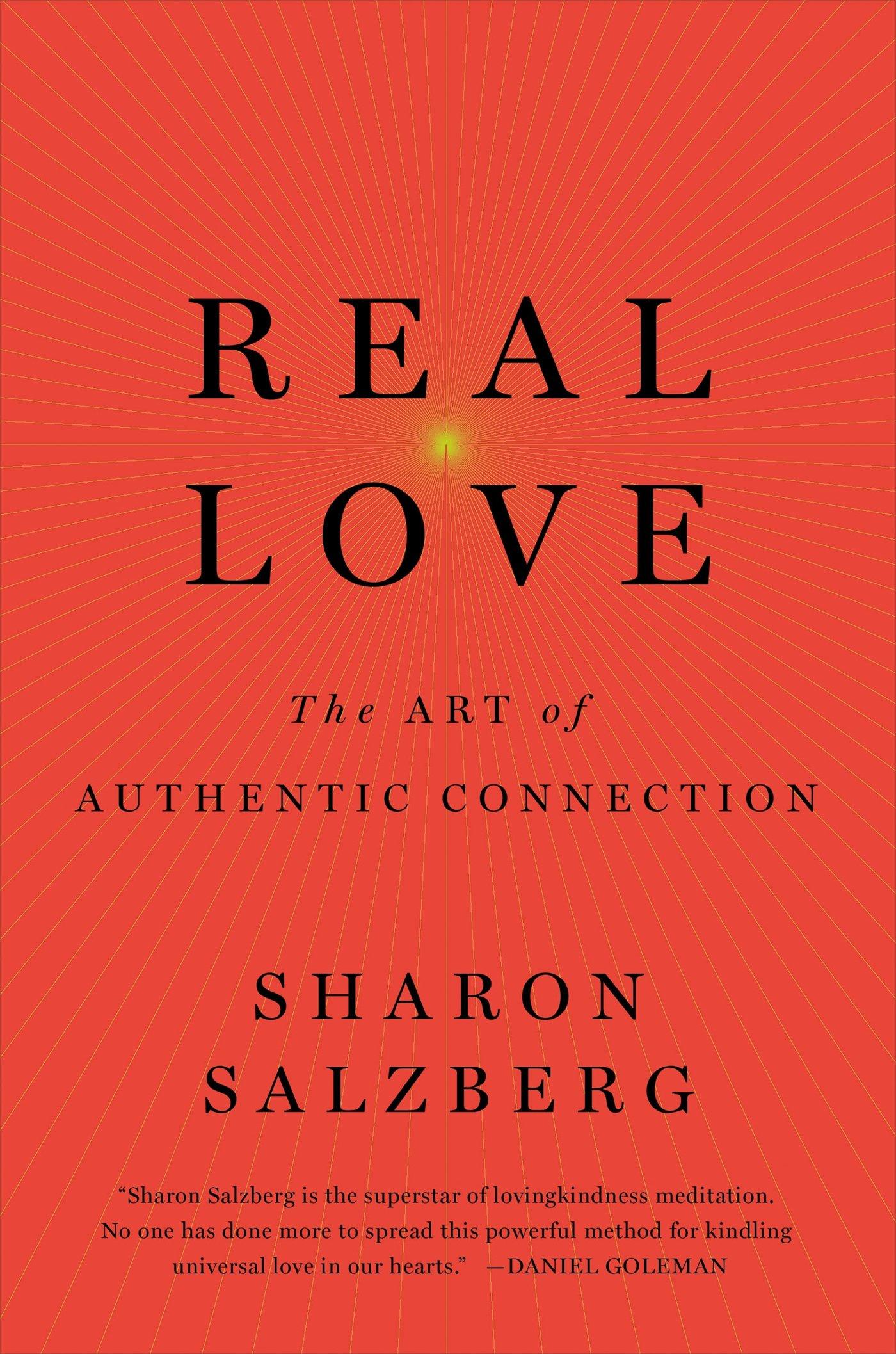 Sharon Salzberg Real Love cover art
