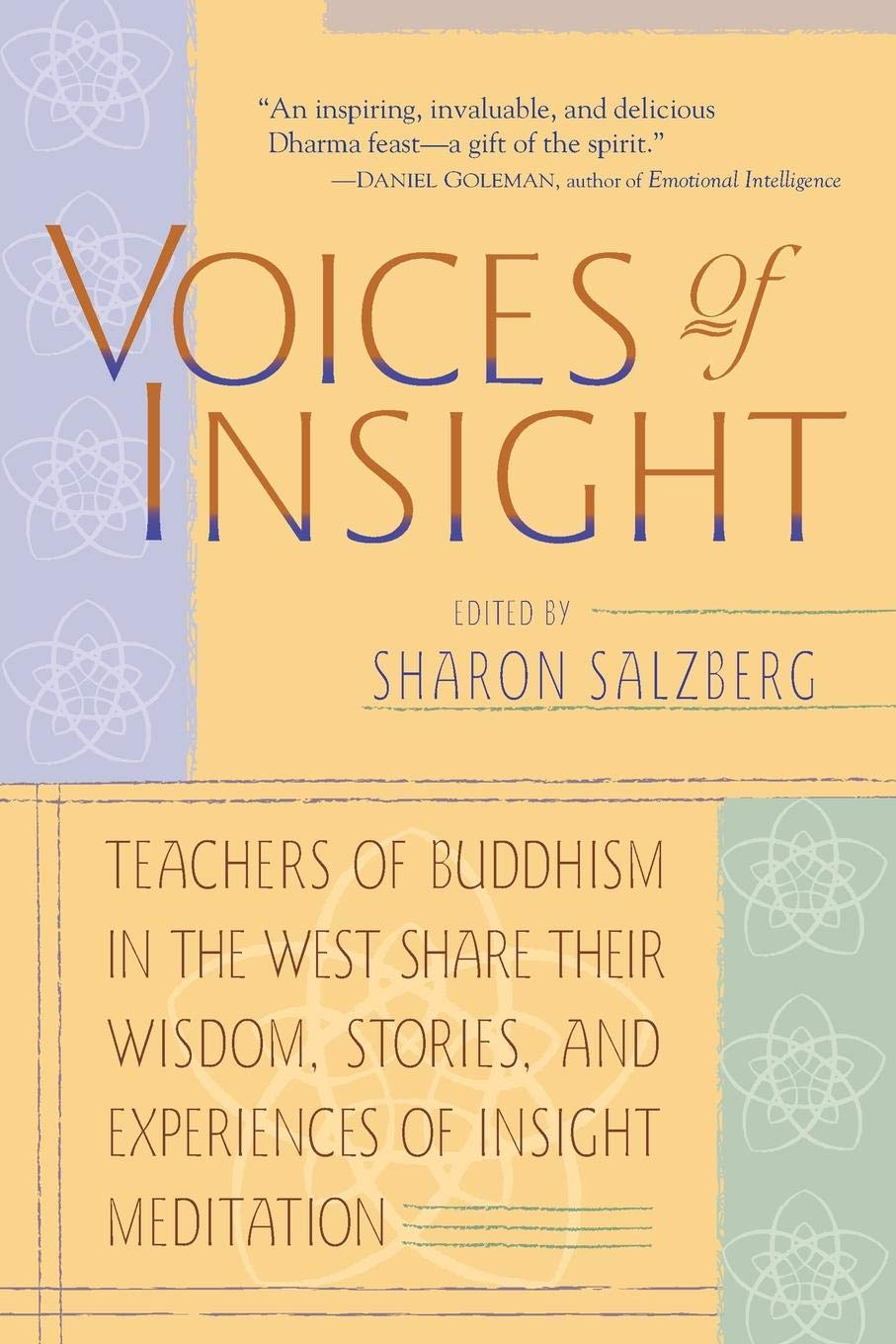 Sharon Salzberg Voices of Insight cover art