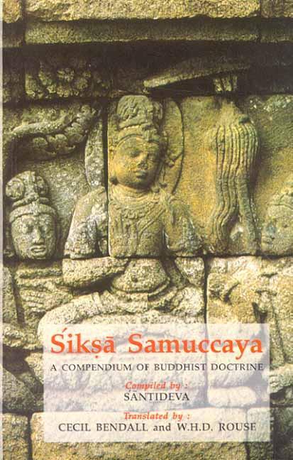 Santideva Siksa-Samuccaya cover art