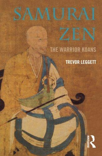 Leggett Samurai Zen cover art