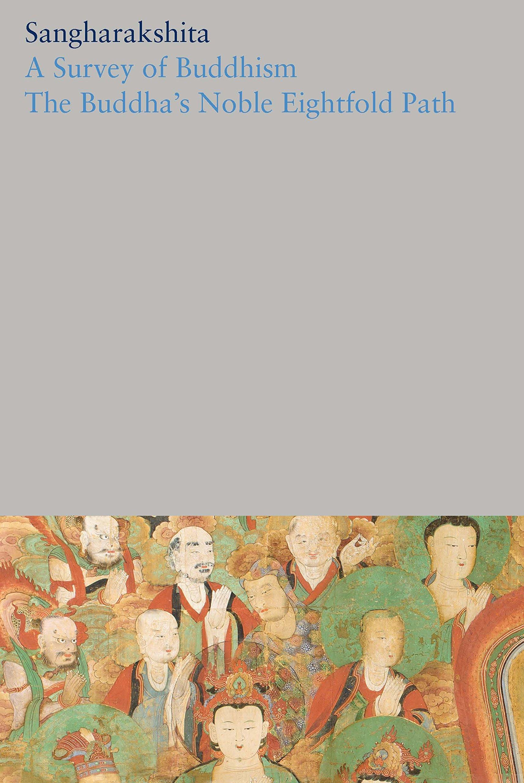 Sangharakshita Complete Works Volume 1 cover art