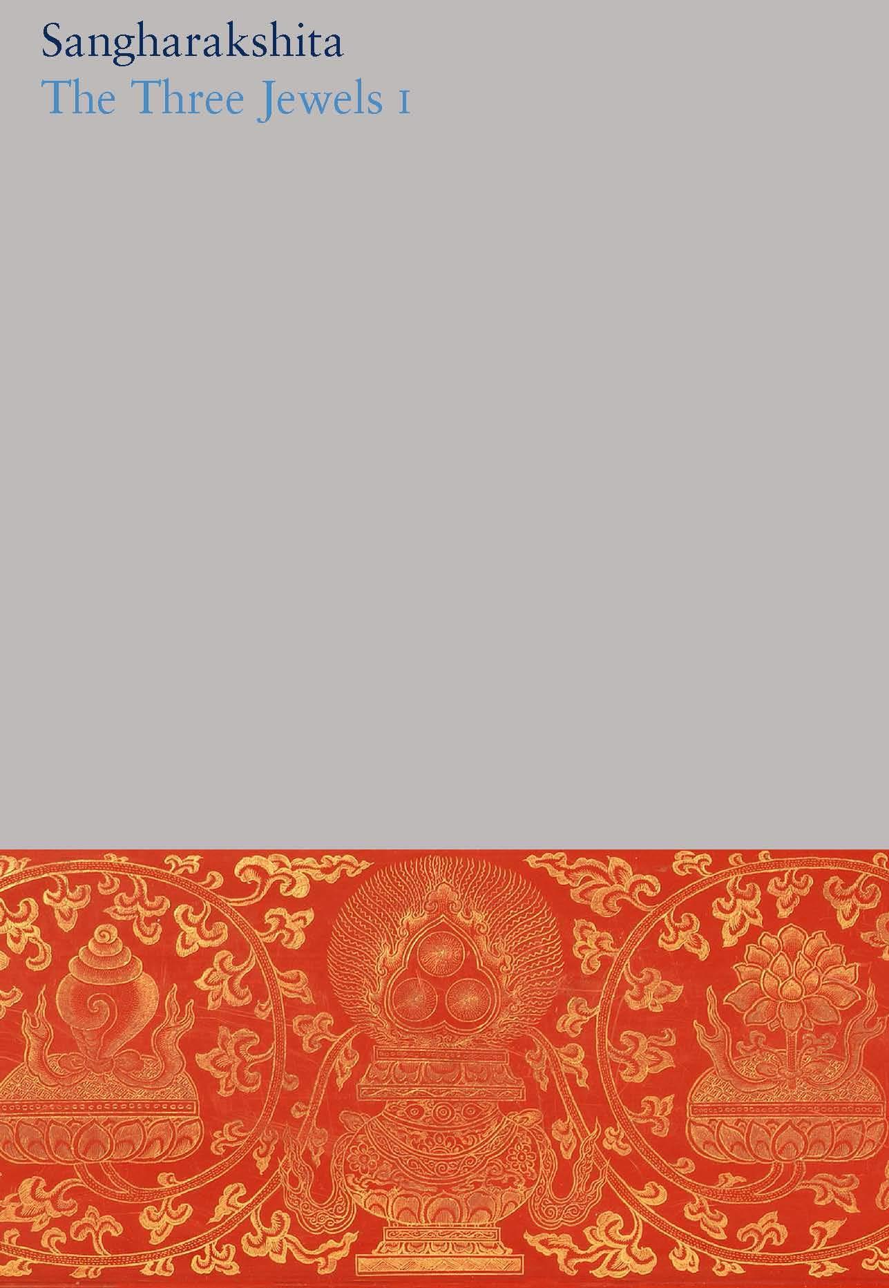 Sangharakshita Complete Works Volume 2 cover art