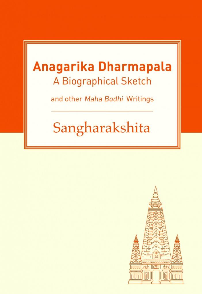 Sangharakshita Anagarika Dharmapala cover art