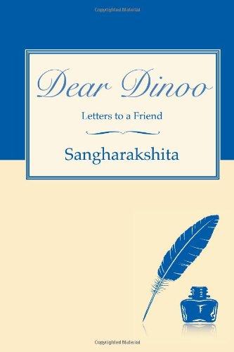Sangharakshita Dear Dinoo cover art