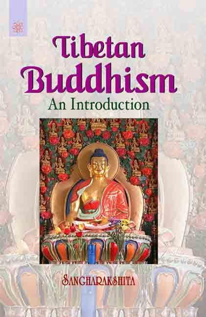 Sangharakshita Tibetan Buddhism Intro cover art