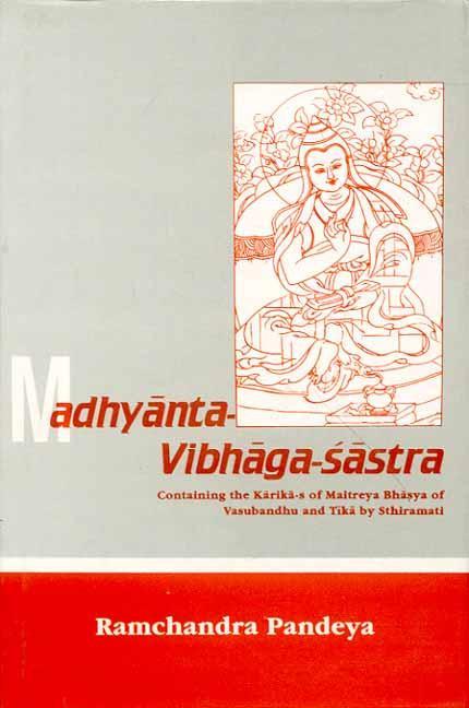 Pandeya Madhyanta-Vibhaga-Sastra cover art