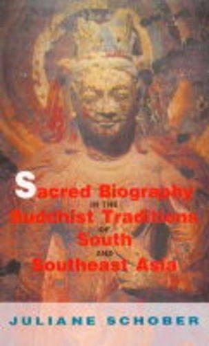 Schober Sacred Biography cover art