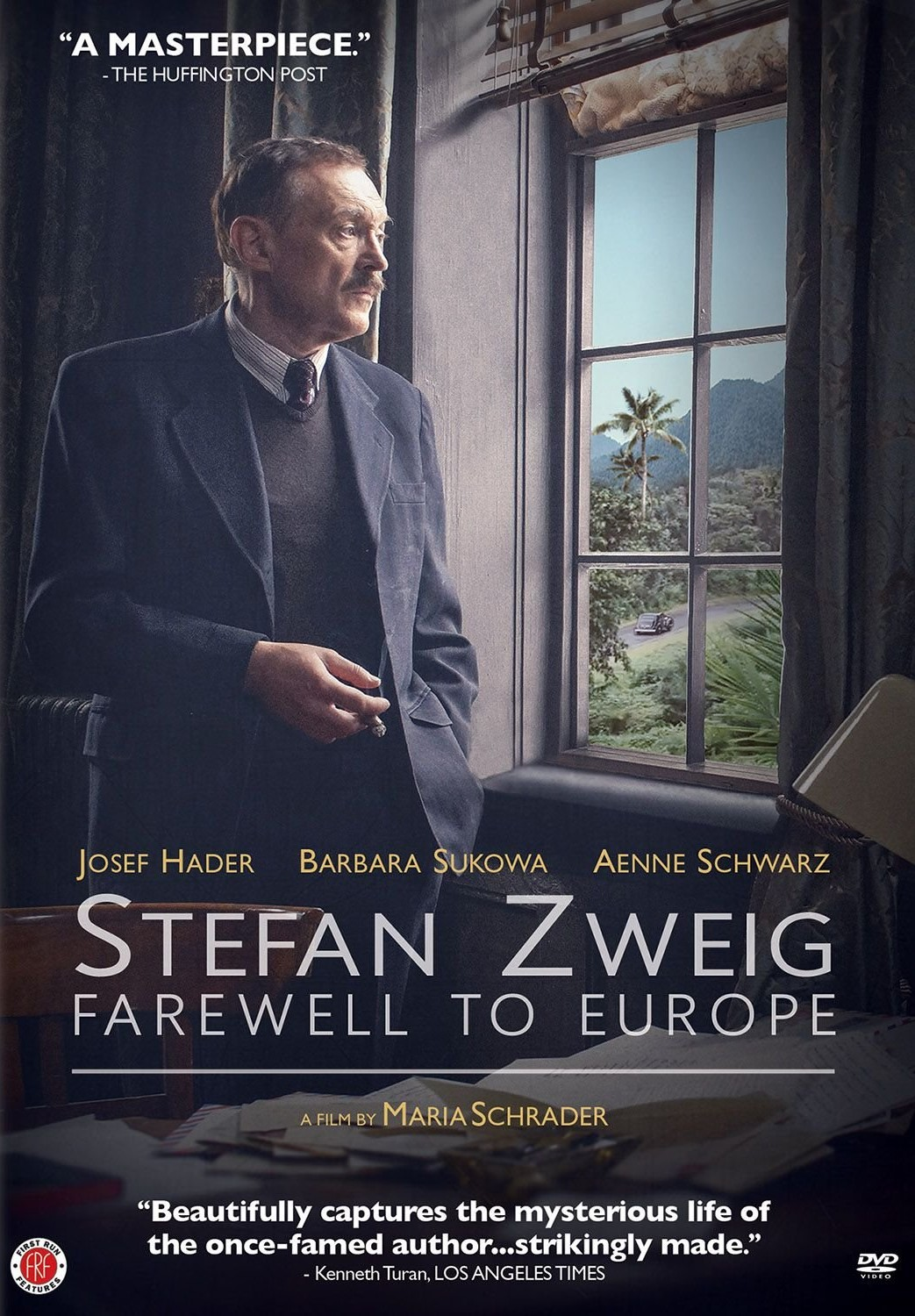 Farewell to Europe film cover art