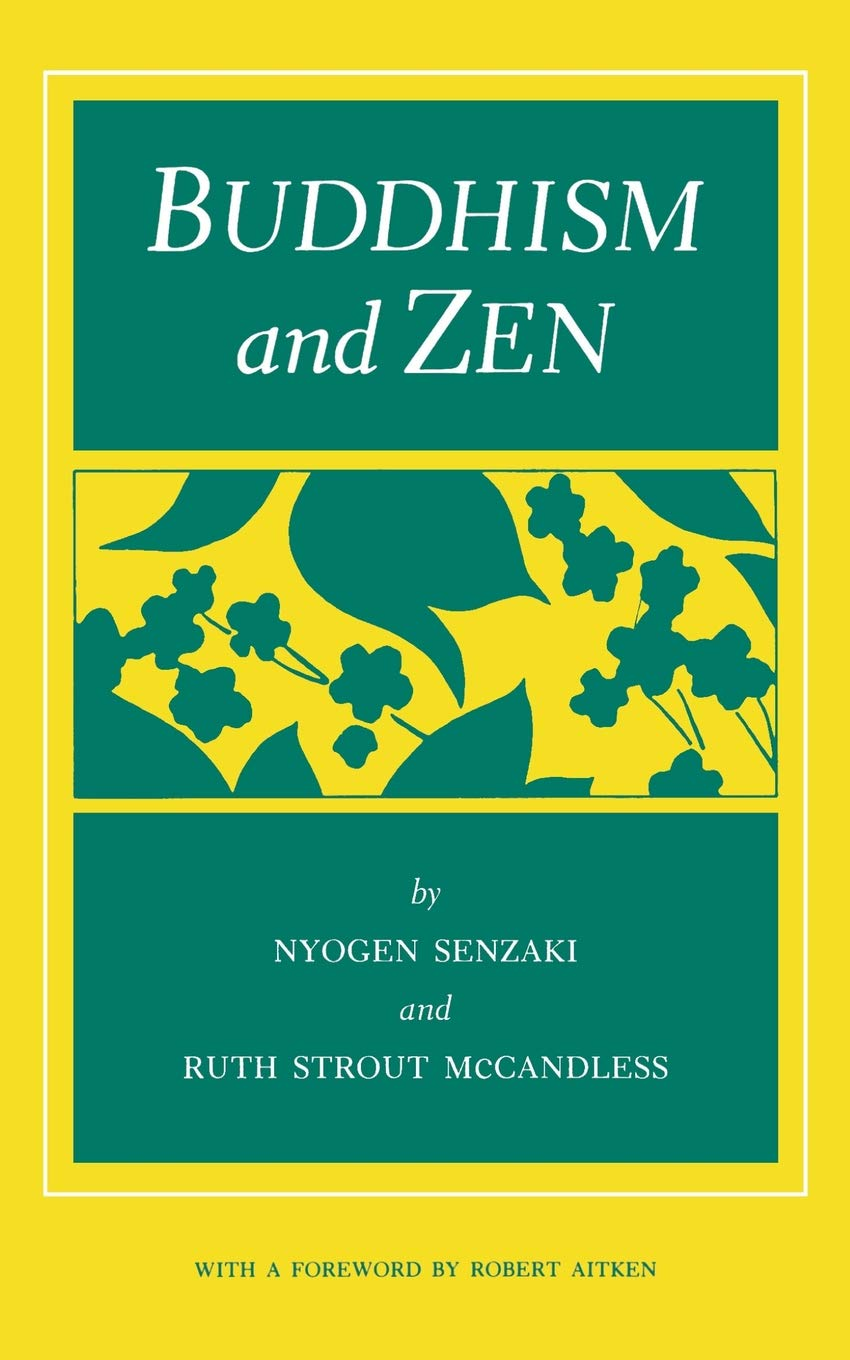 Senzaki and McCandless cover art