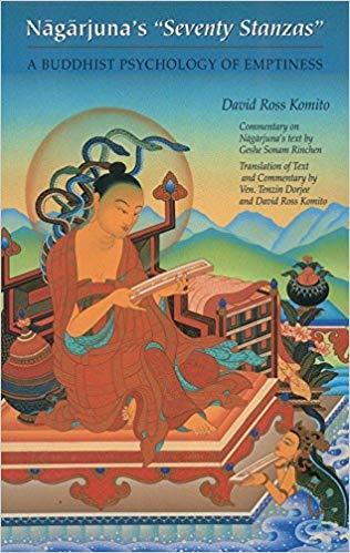 Komito Nagarjuna's Seventy cover art