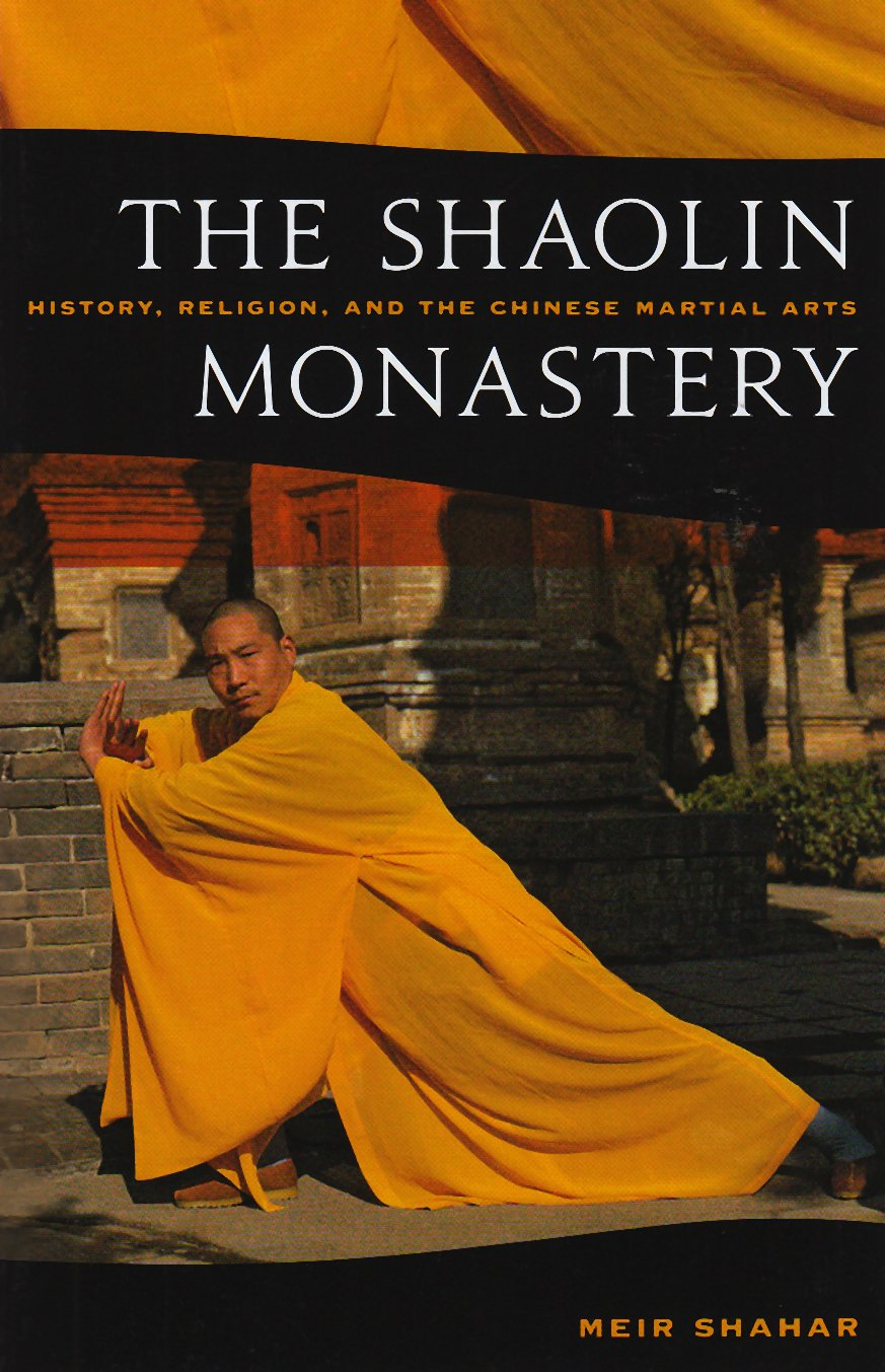 Shahar Shaolin cover art