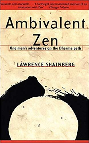 Shainberg Ambivalent cover art