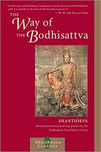 Shantideva Way Padmakara cover art