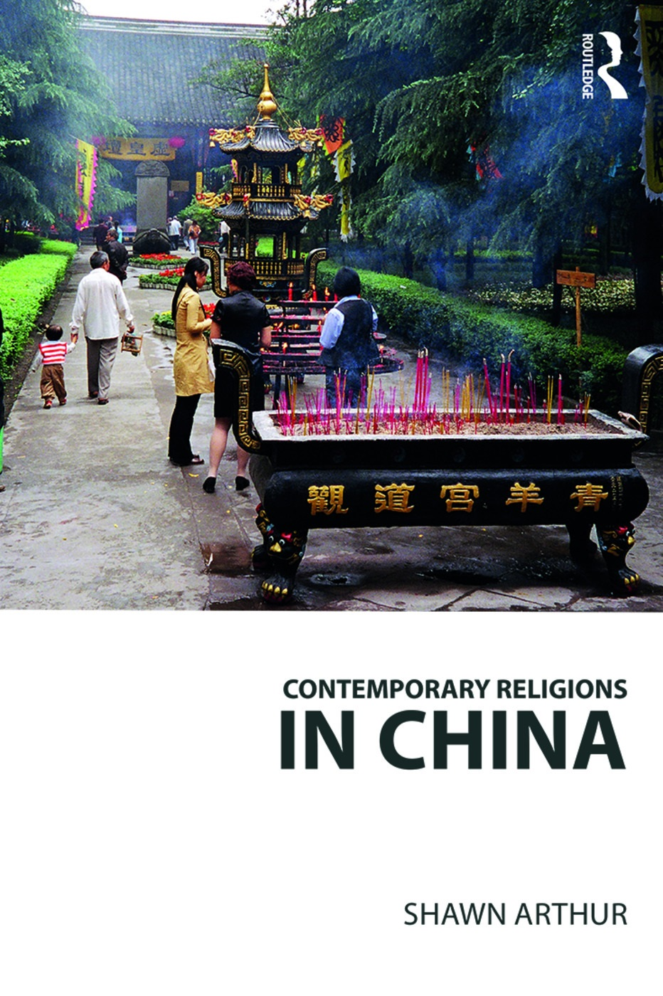 Arthur Contemporary Religions cover art