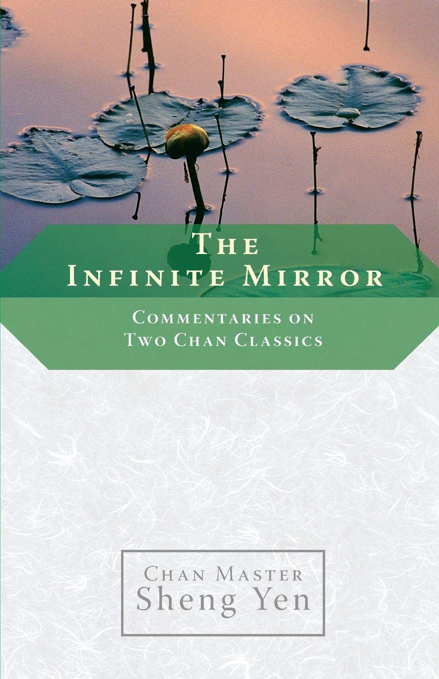 Sheng Yen Infinite Mirror cover art