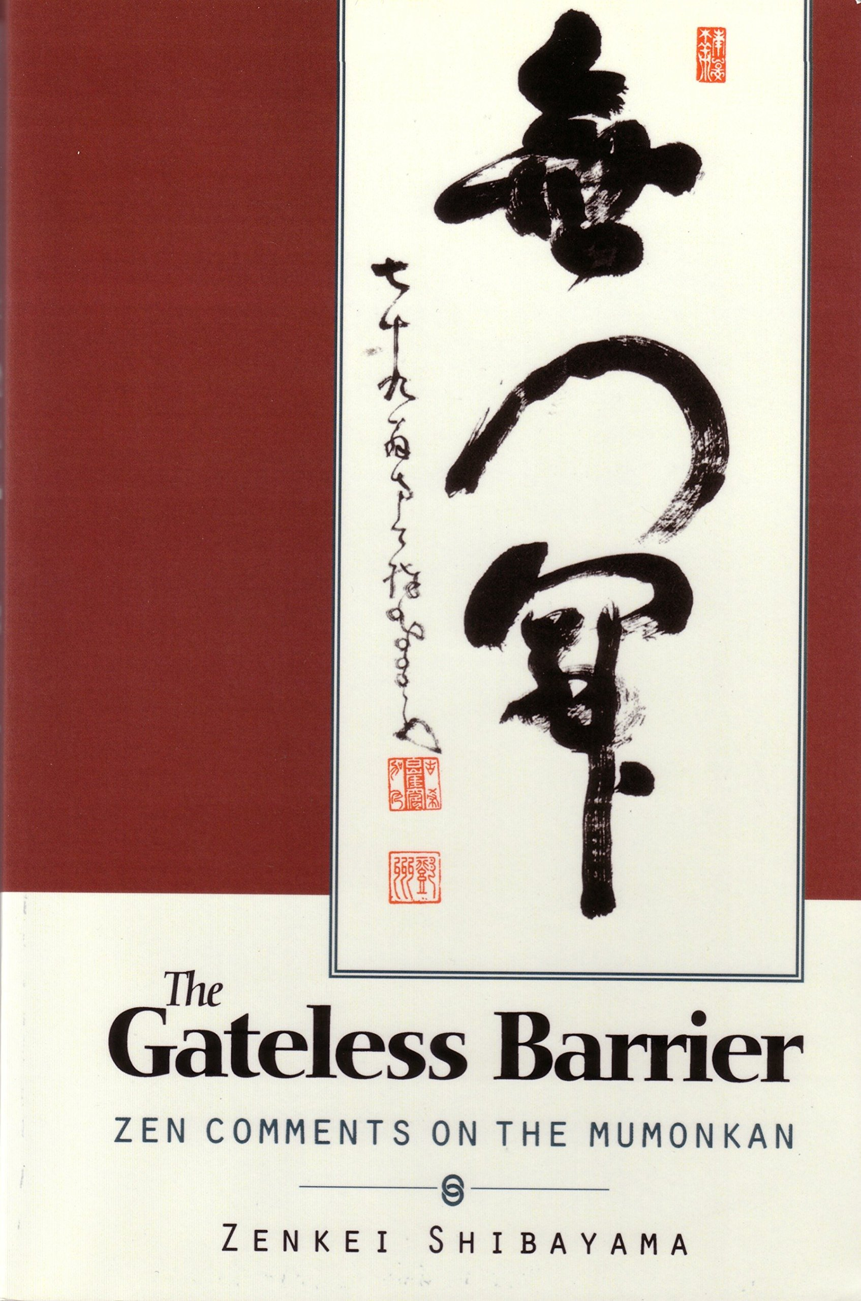 Shibayama Gateless Barrier cover art